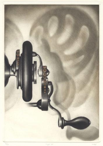 Singer III by Carol Wax at