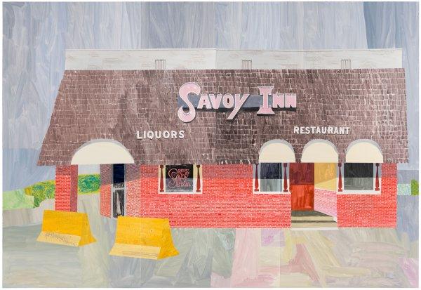 Savoy Inn, St. Paul by Carolyn Swiszcz at