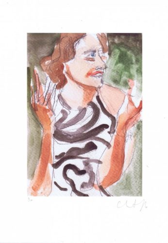 Untitled by Chantal Joffe at
