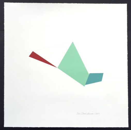 Catapult, From Kites Suite by Charles Hinman at