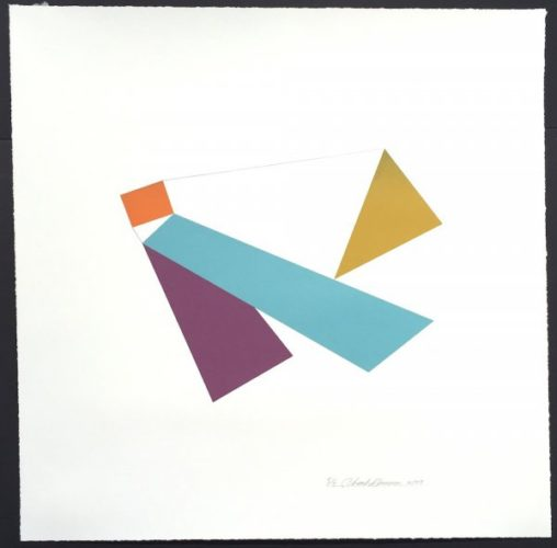 Kite, From Kites Suite by Charles Hinman at