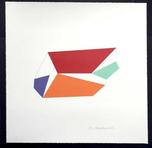 Wind, From Kites Suite by Charles Hinman at