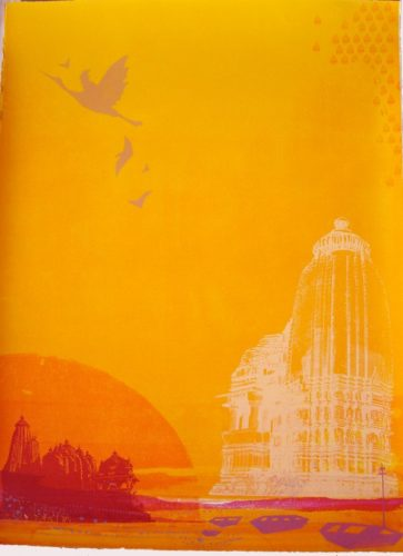 Dawn Ii by Chitra Merchant