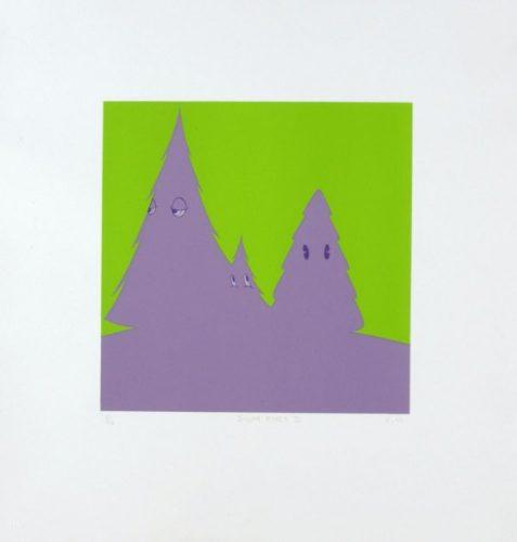 Sugar Pines I by Chris Uphues