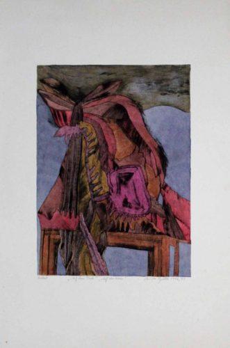 Auf Dem Tisch / Auf Der Krim by Christa Pyroth at Sylvan Cole Gallery