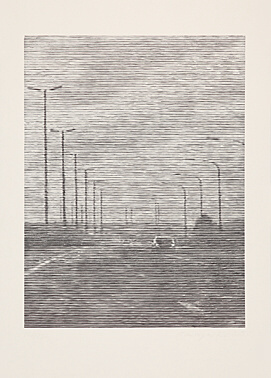 Ausfallstraße by Christiane Baumgartner