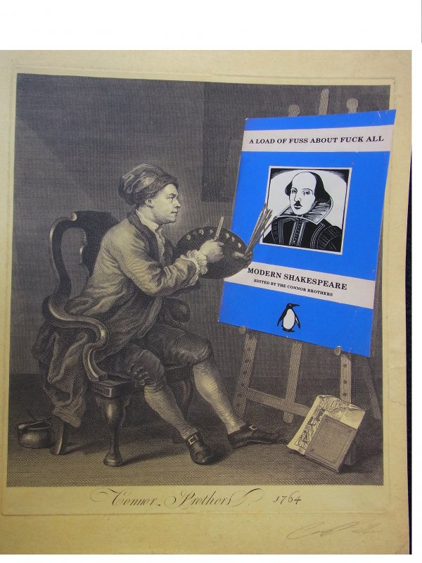 Hogarth by The Connor Brothers