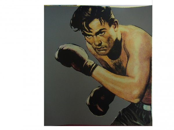 Raging Bull 1 by The Connor Brothers at