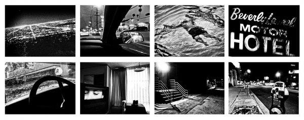L.a. Noir by Daido Moriyama at
