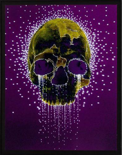 White Tears On Skull by Daniele Buetti