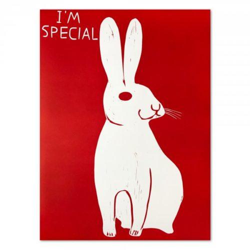 I'm Special by David Shrigley