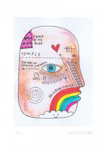A Piece Of My Mind by David Shillinglaw