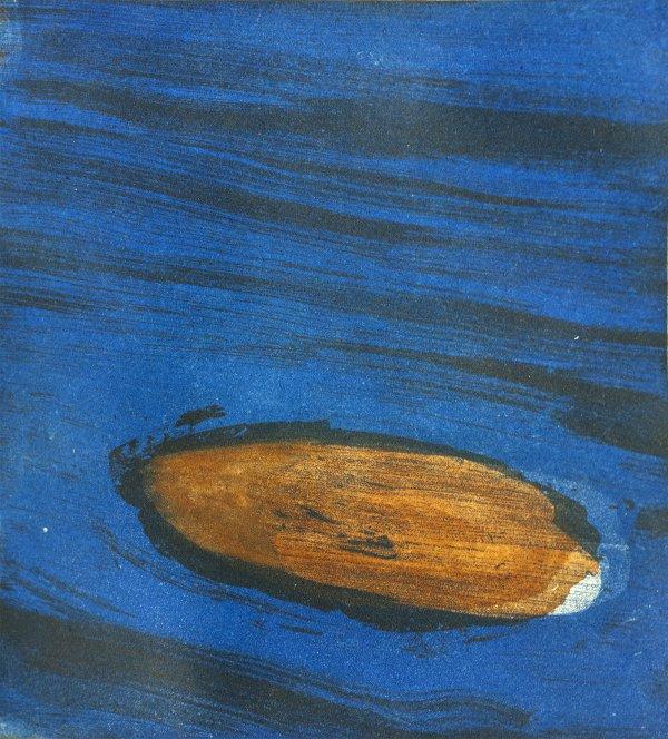 Shandaken 12 by Deborah Freedman