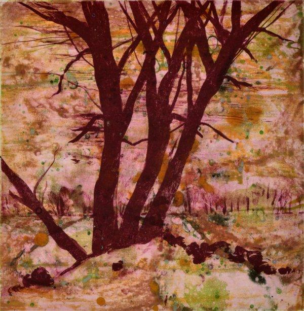 Spring Fever Viii by Deborah Freedman
