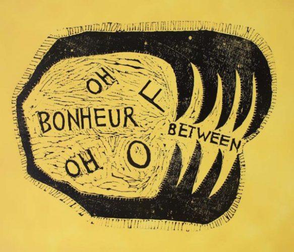 Bonheur Of Between by Declan Jenkins