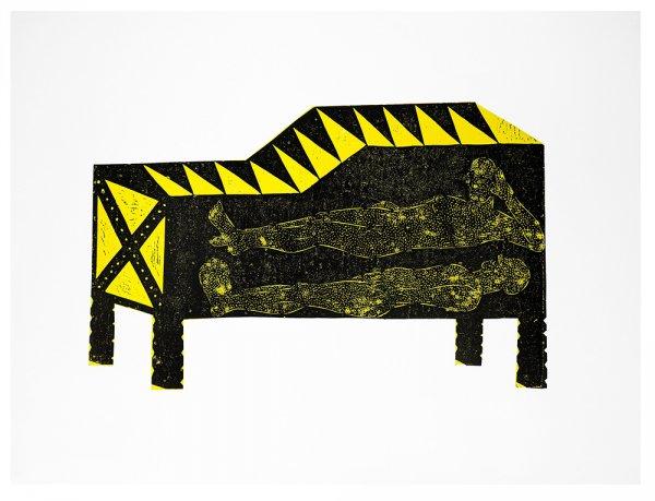 Discomfort Cabinet Iii by Declan Jenkins