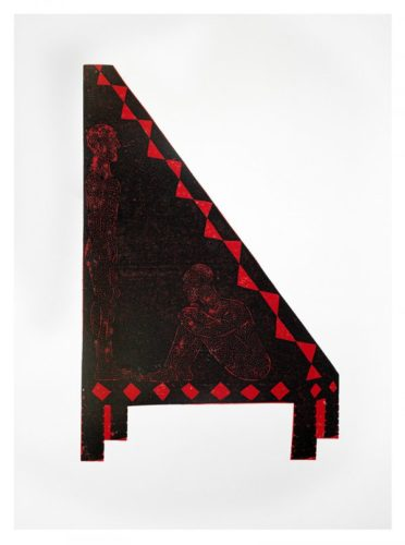Discomfort Cabinet I by Declan Jenkins