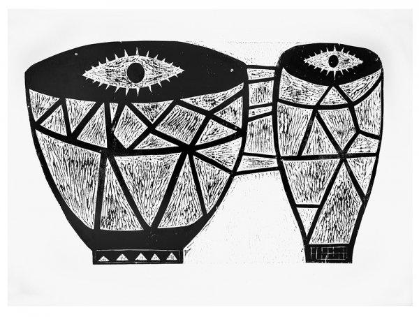 Ego Drums by Declan Jenkins