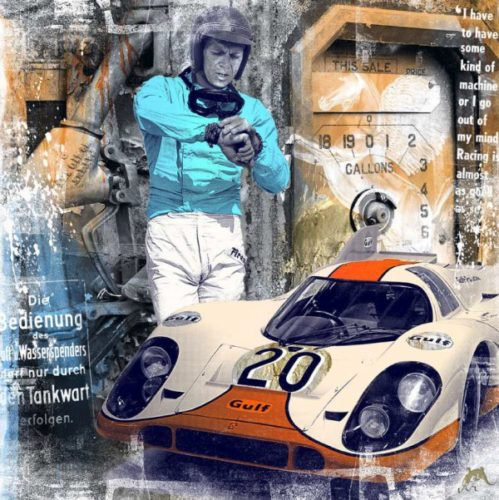 Le Mans by Devin Miles at