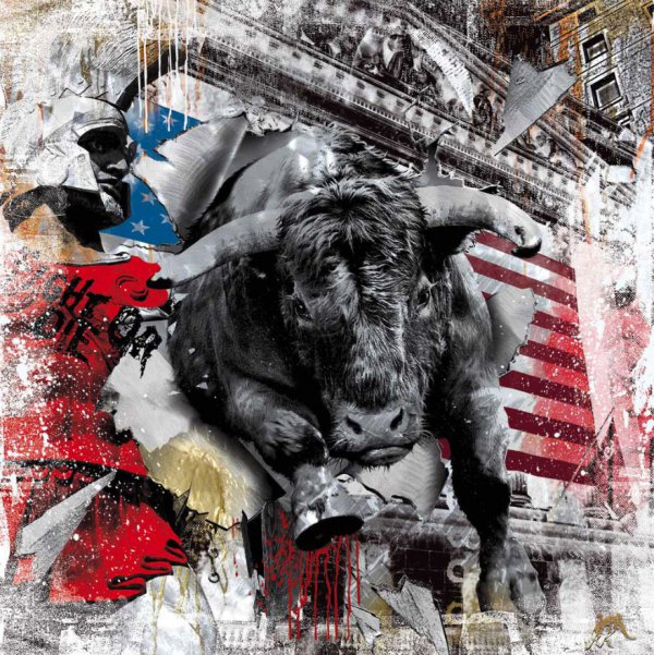Leonidas Bull Ii by Devin Miles