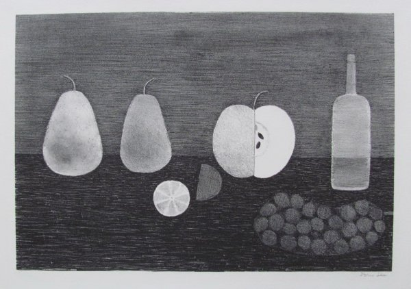 Fruit Still Life by Doris Lee