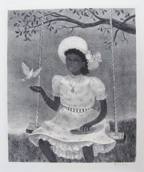 The Dove by Doris Lee