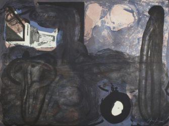 Casa Negra / Black House by Eduardo Arranz-Bravo at Sylvan Cole Gallery