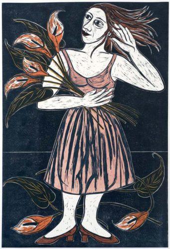 Diva by Eileen Cooper RA