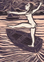 Figurehead by Eileen Cooper RA at