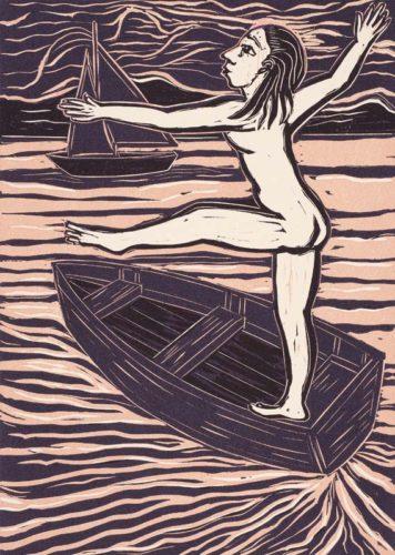 Figurehead by Eileen Cooper RA