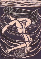 Waterline by Eileen Cooper RA at