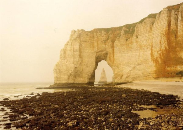 Cap D'antifer – Etretat by Elger Esser