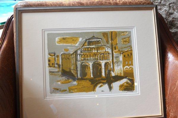 San Martino by Elizabeth Blackadder at