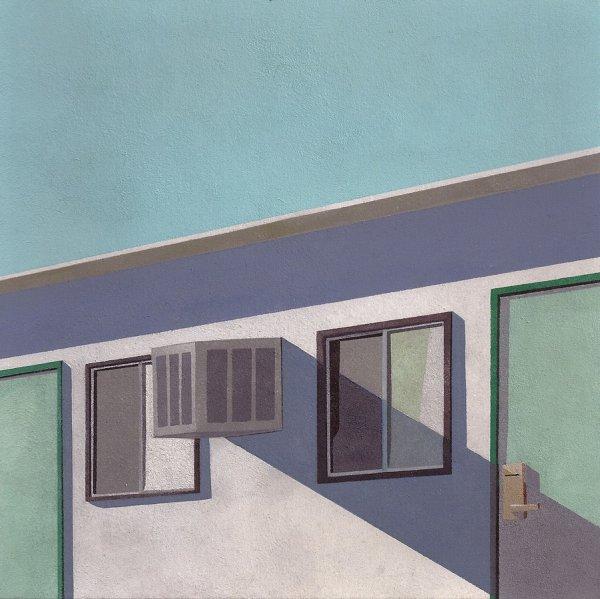Motel #4 by Elizabeth Ferrill