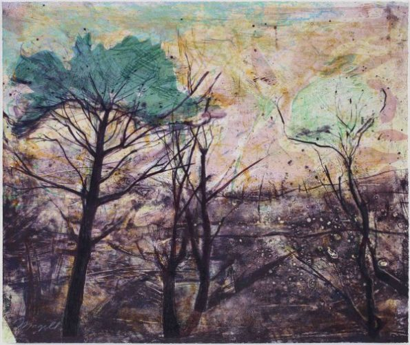 Hinter by Elizabeth Magill at Elizabeth Magill