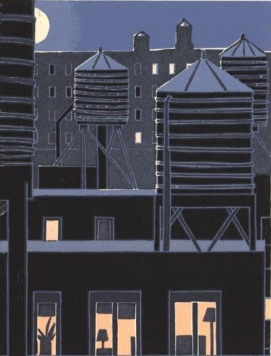 Night Lights by Emily Trueblood