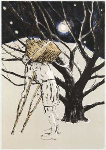 The Tree by Enrique Martinez Celaya