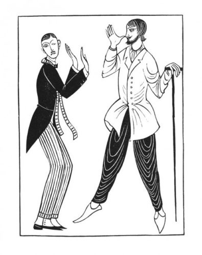 The Tyranny Of Tailors by Eric Gill