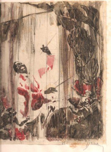 Monsieur De Bougrelon by Etienne-Adrien Drian