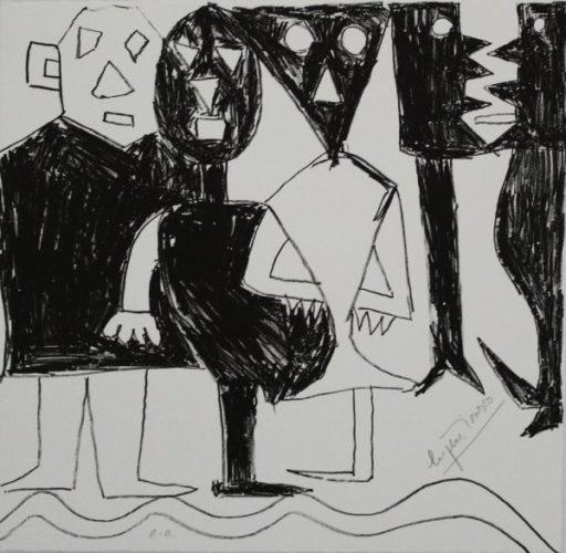 A Bord De La Nef by Eugene Ionesco