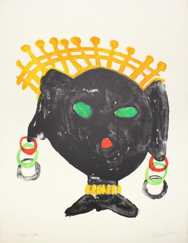 La Reine Noire by Eugene Ionesco