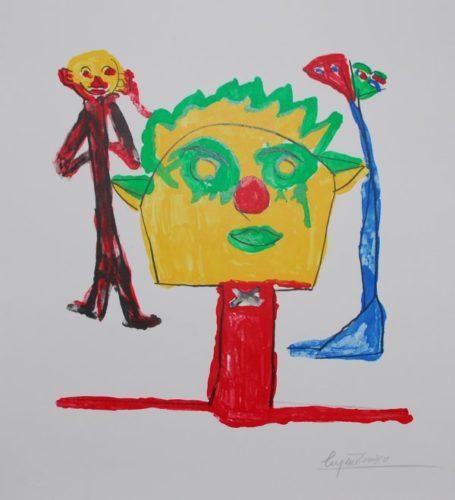 Le Portrait Et Ses Fils by Eugene Ionesco