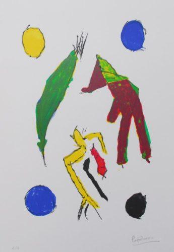 Les Esprits Et Leurs Lunes by Eugene Ionesco