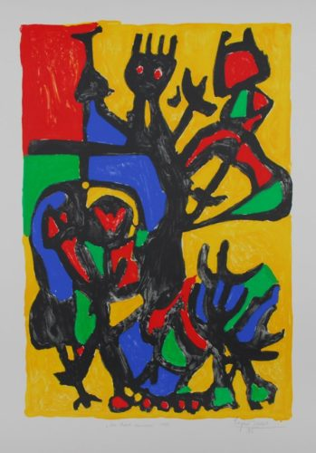 Les Hauts Danseurs by Eugene Ionesco