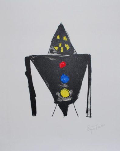 Le Chevalier Noir by Eugene Ionesco