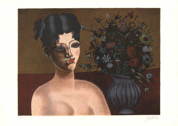 Donna by Franco Gentilini