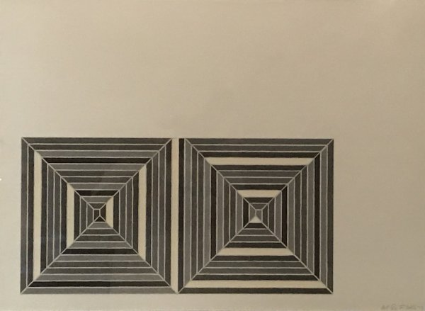 Les Indes Galantes Iii by Frank Stella at