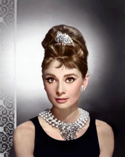 Audrey by Frank Worth at