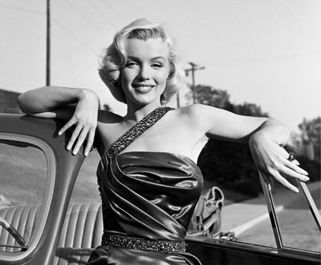 Marilyn In 'how To Marry A Millionaire by Frank Worth at