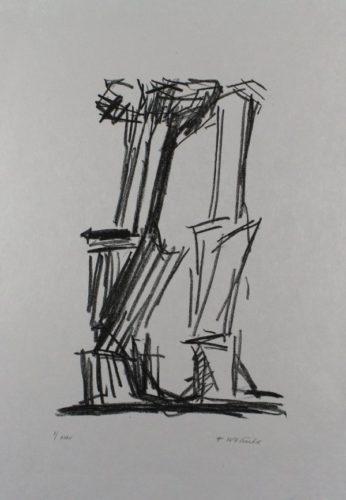 Komposition by Fritz Wotruba
